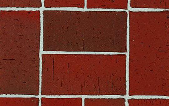 Wyróżnienie dla czerwonej cegły brukowej Röben